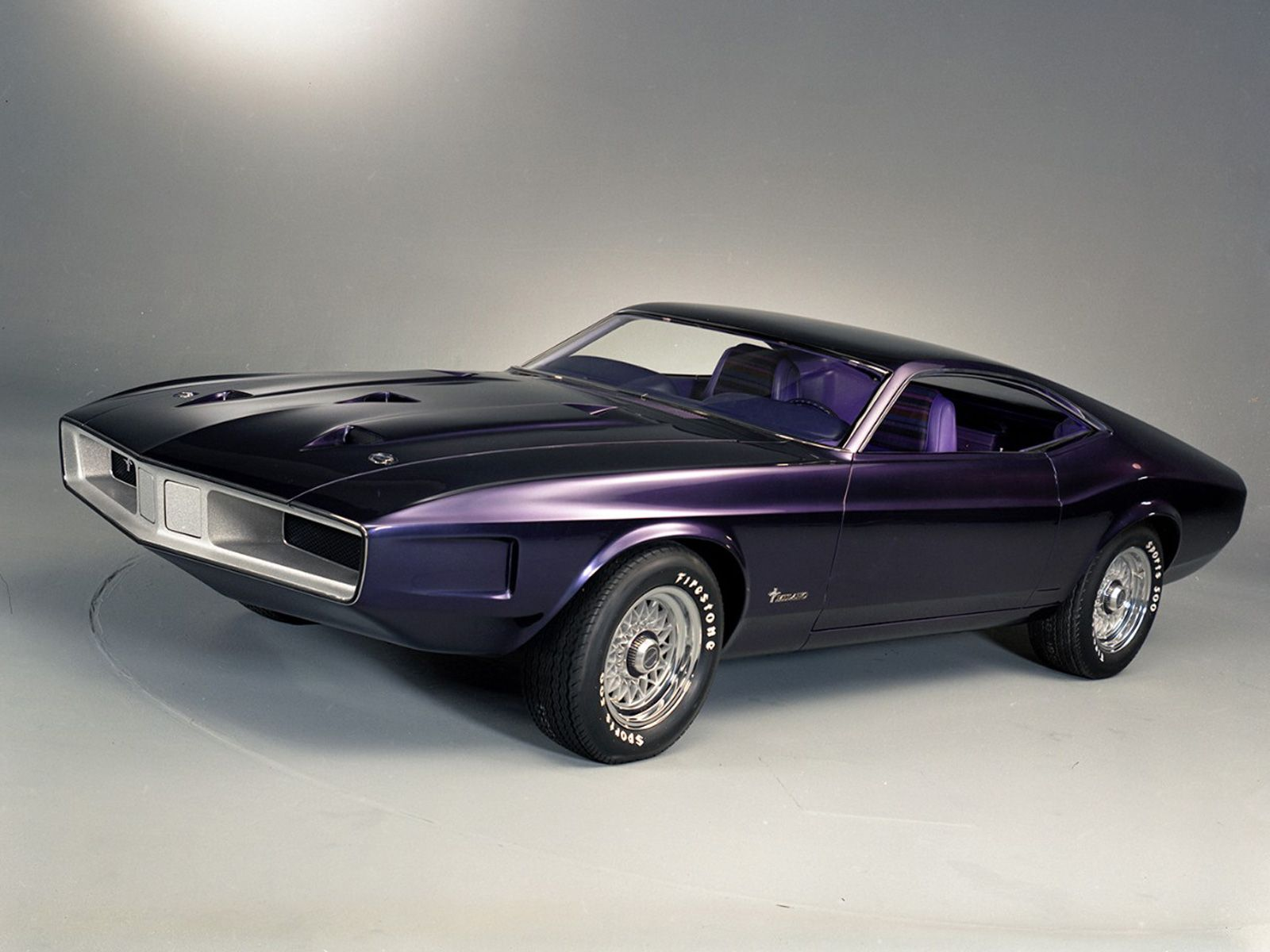 one of the cars at the 1970 chicago auto show was 1971 ford mustang milano named after the city. Black Bedroom Furniture Sets. Home Design Ideas