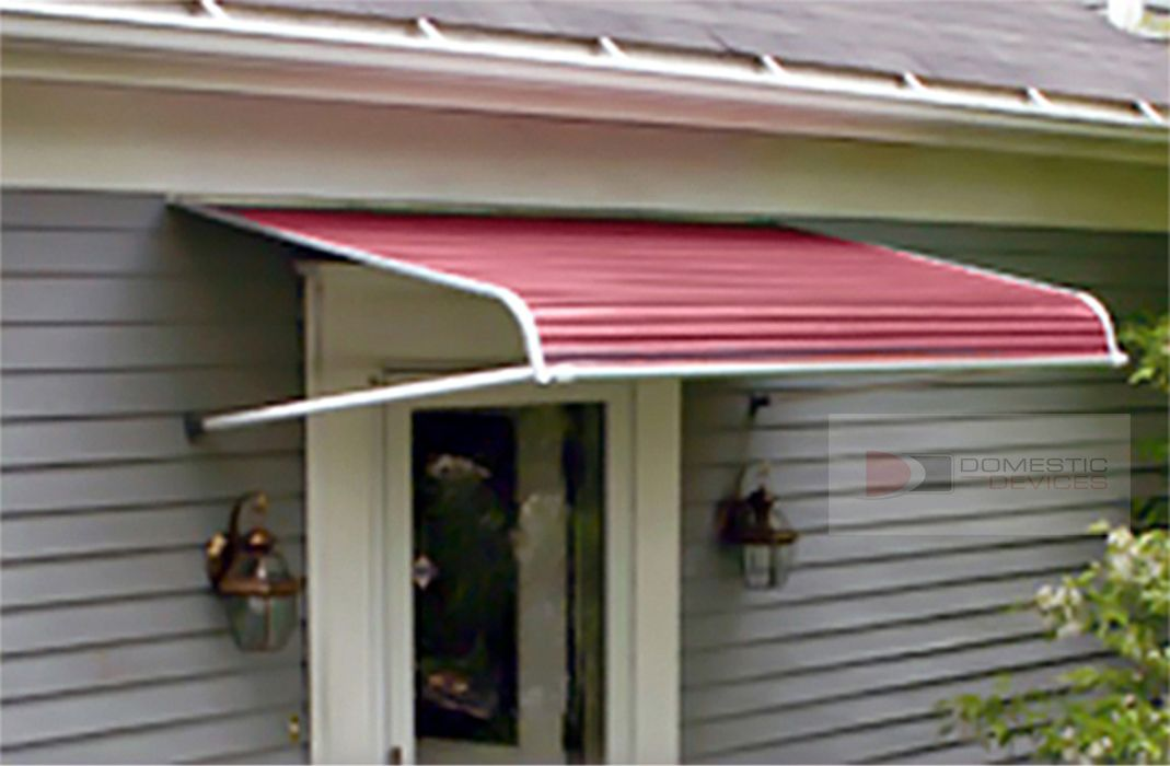 42 Aluminum Door Canopy Out Swinging Awning 42P