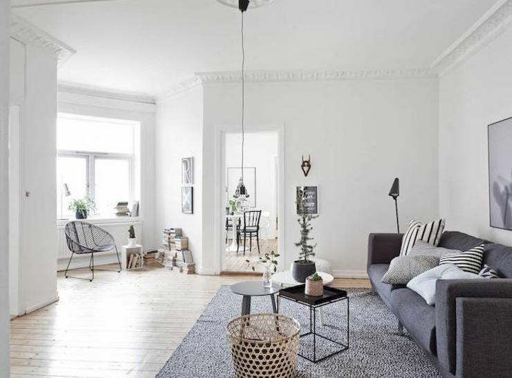 Appartement moderne au design scandinave