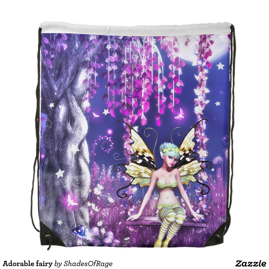 Adorable fairy backpack