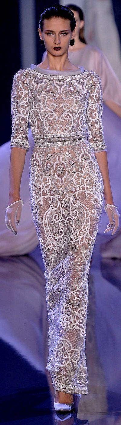 Ralph Lauren Latest Runway 2015 Collection Indigo Spring Outfit ...