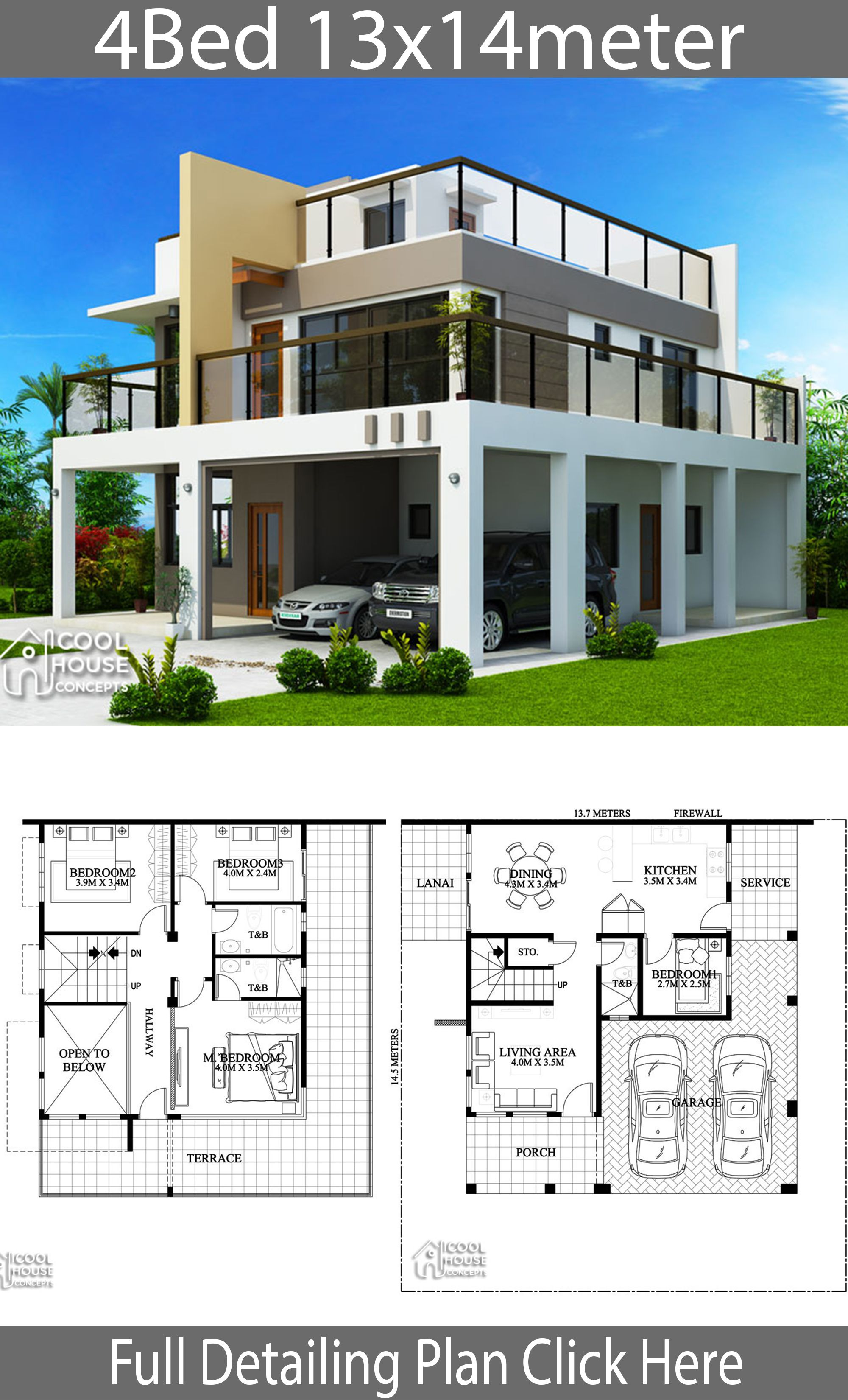 Pin By Blue Haven Pools On Fantasy House Modern House Plans Model House Plan Two Story House Design
