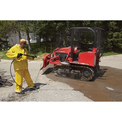 This NorthStar Gas Cold Water Pressure Washer is designed to handle the most demanding professional and rental applications.