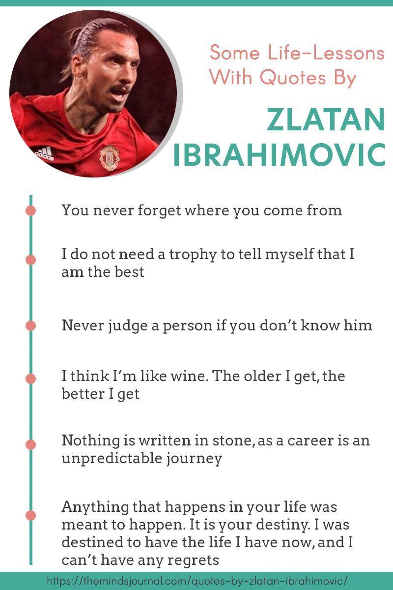 Zlatan Ibrahimovic Quotes Zlatan Zlatan Ibrahimovic Zlatan