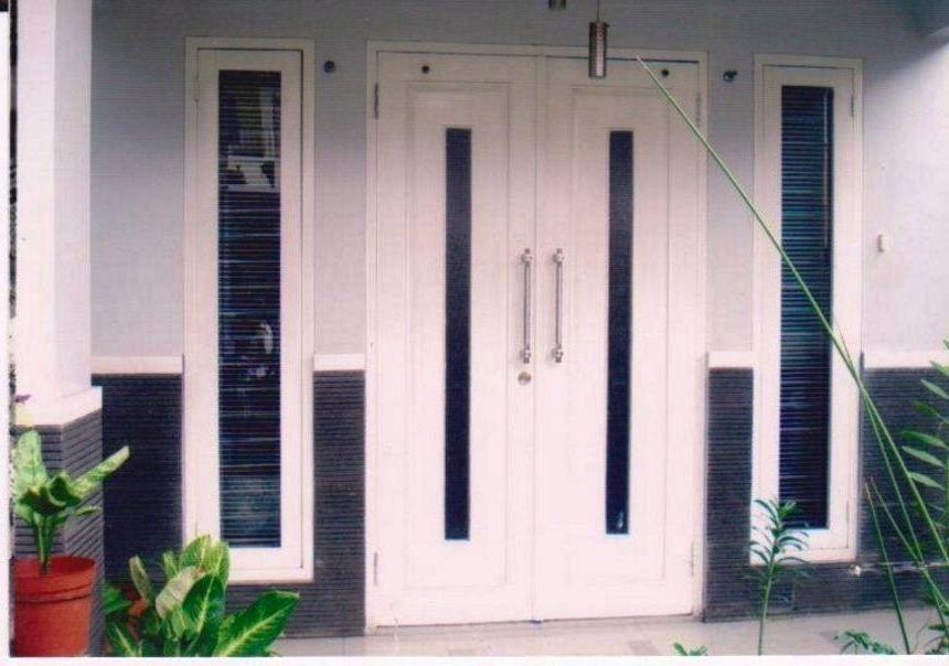 Pin Di Desain Pintu Rumah Modern Minimalis