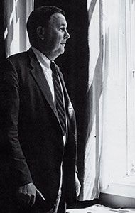 Dr. Calvin Hastings Plimpton, President, Amherst College, Amherst, MA; Spring Commencement 1969
