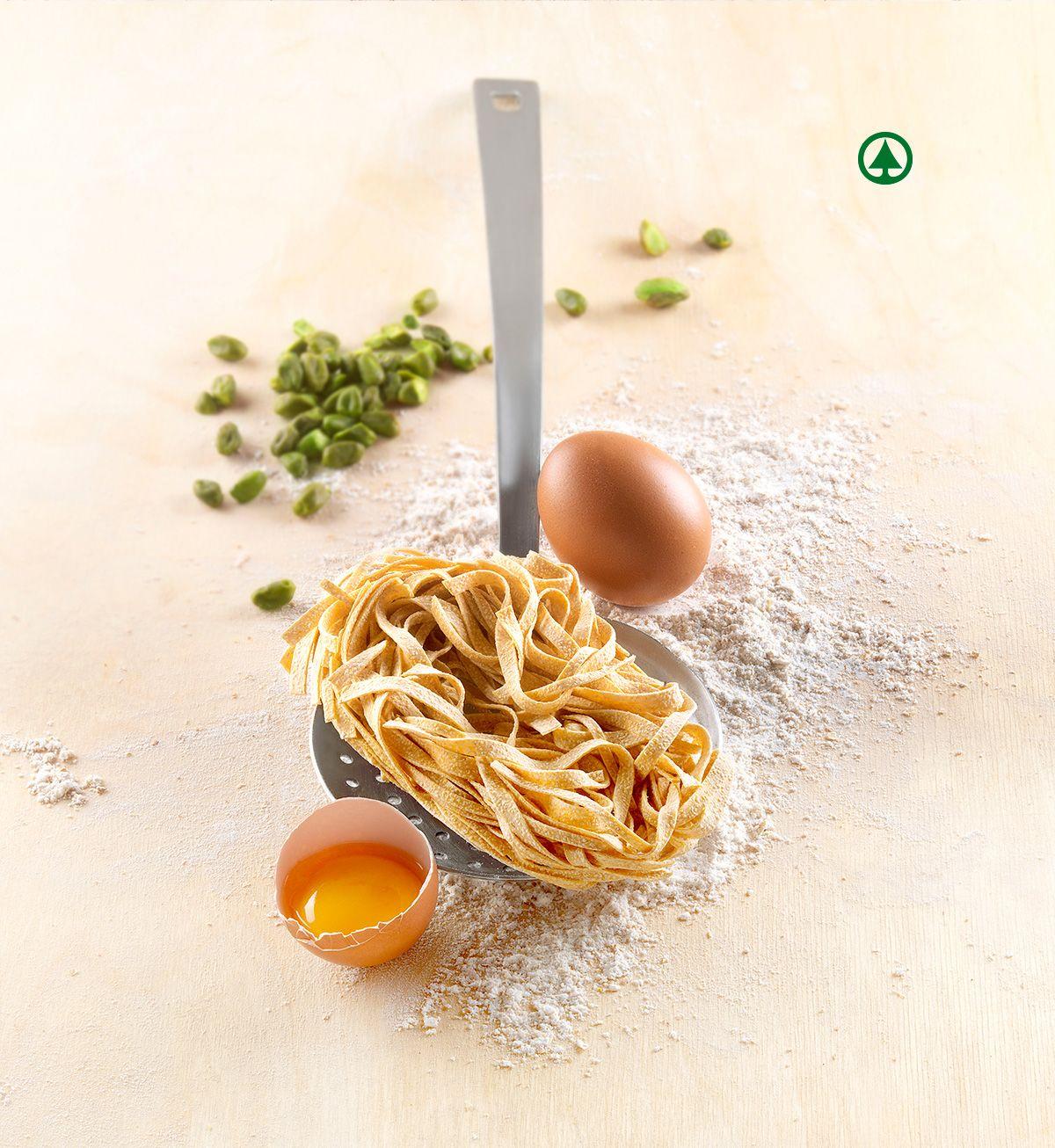 Il piacere della pasta fatta in casa