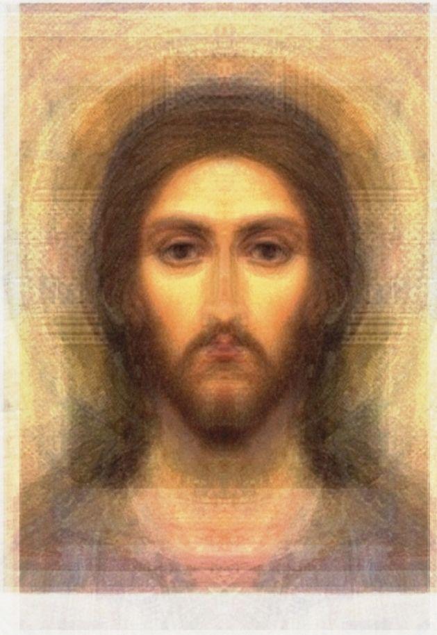Лик иисуса картинки