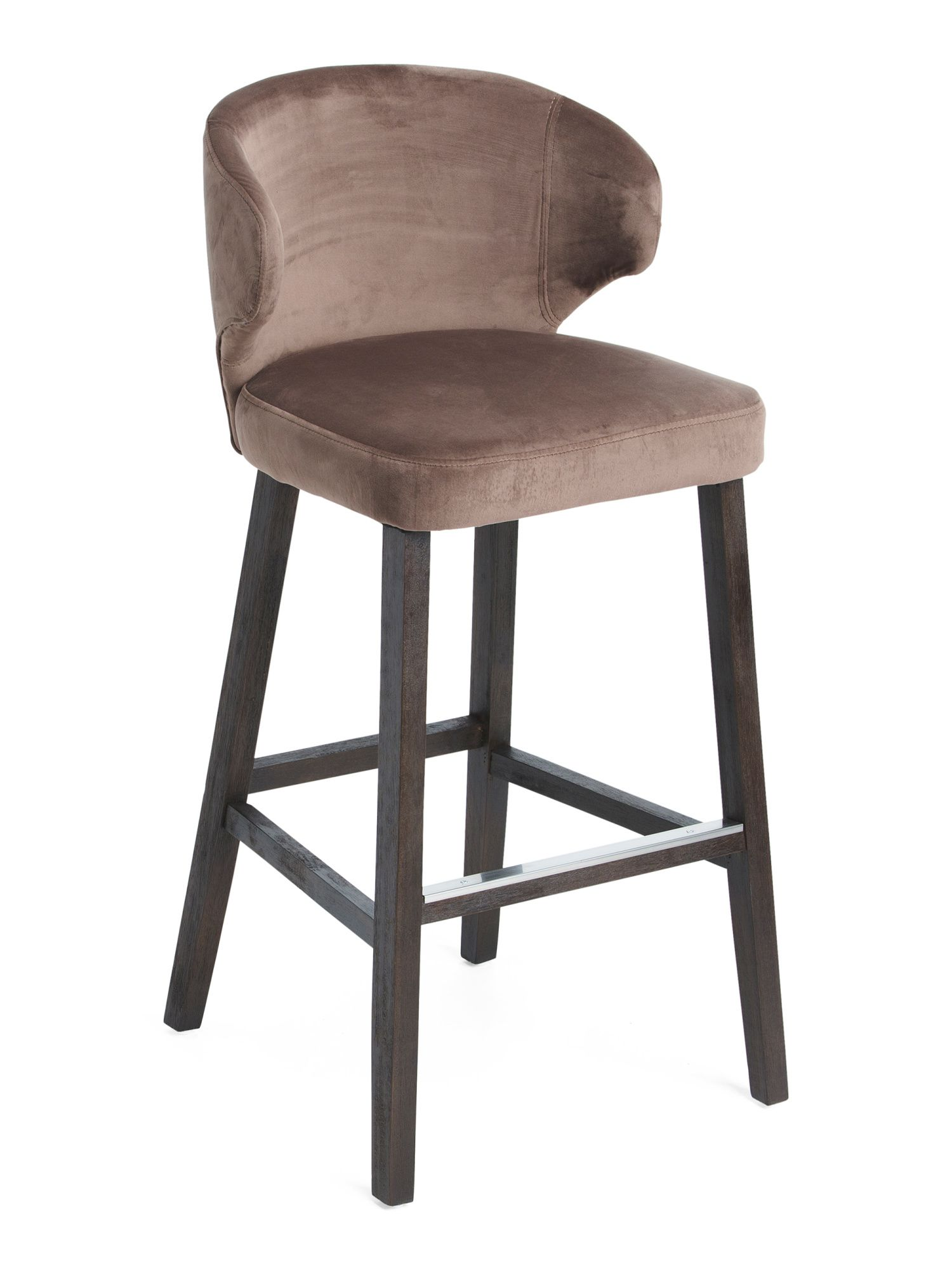 Groovy Carolina Round Back Barstool Furniture In 2019 Bar Machost Co Dining Chair Design Ideas Machostcouk