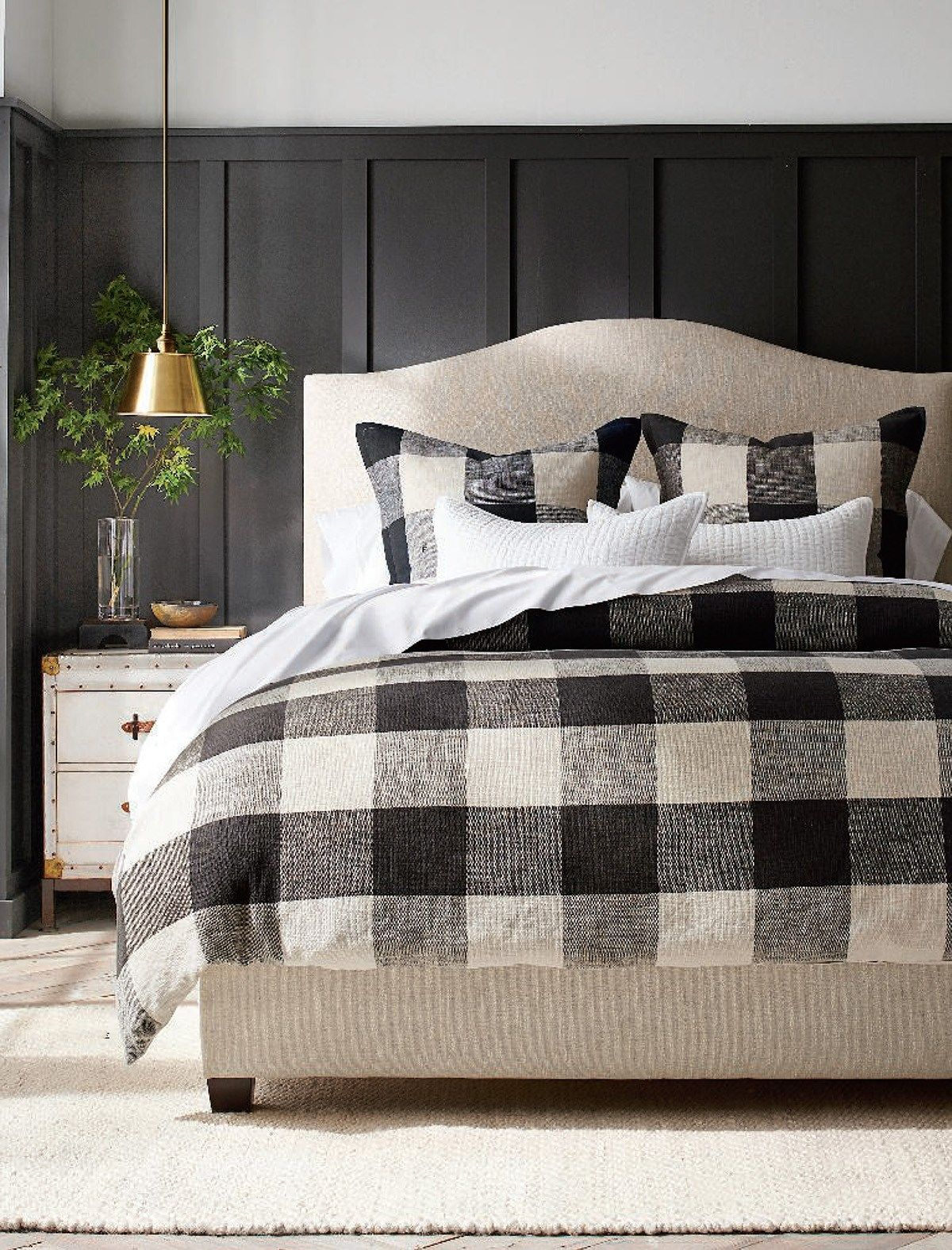 Sustainable Bedding Collection Pottery Barn Fall Bedding