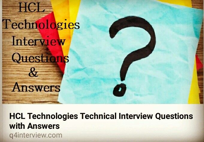 Hcl Networking Interview Questions With Answers Asked At 1 Years Of Experience Get The List Covering Each Round In Detail
