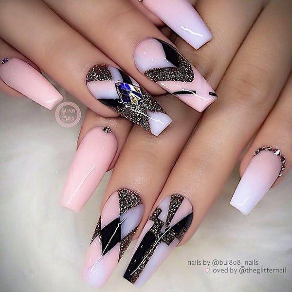 Pin by lashae alfred on Nail design | Fun nails, Nails