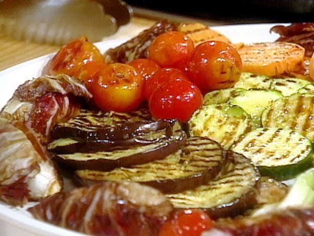 Grilled antipasto with mezzo soprano sauce recipe mezzo soprano get grilled antipasto with mezzo soprano sauce recipe from food network forumfinder Choice Image