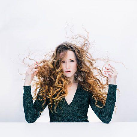 hair goal - portrait by SAINT LUCY Represents photographer Anastasiia Sapon