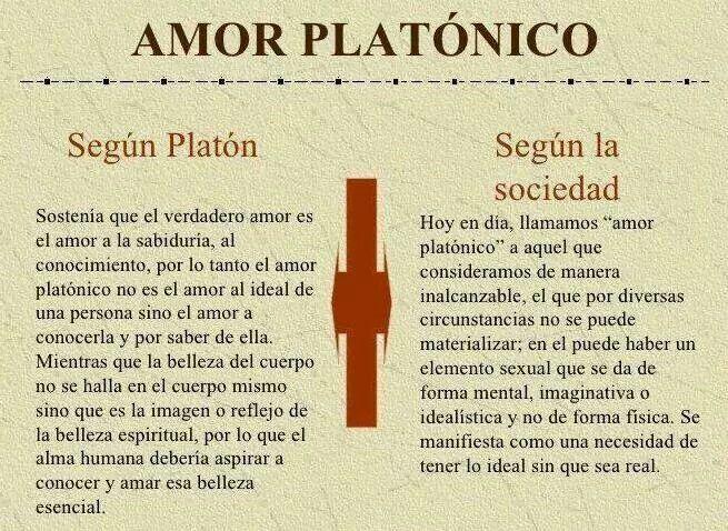 Amor platónico