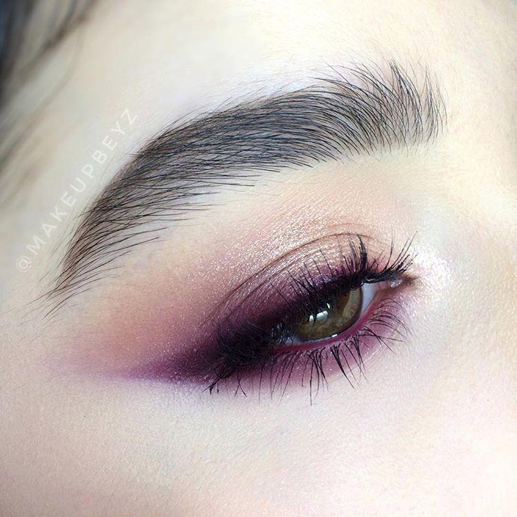 """• Beyza en Instagram: """"Por las vistas que más prefiero. En la publicación anterior, hice un video de este maquillaje que hice en tonos que se adaptaría a todos … «"""