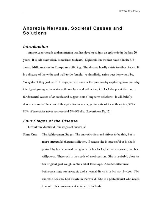 Essay On Eating Disorders - Best opinion Slot Machines Pinterest - sample resignation letter format example