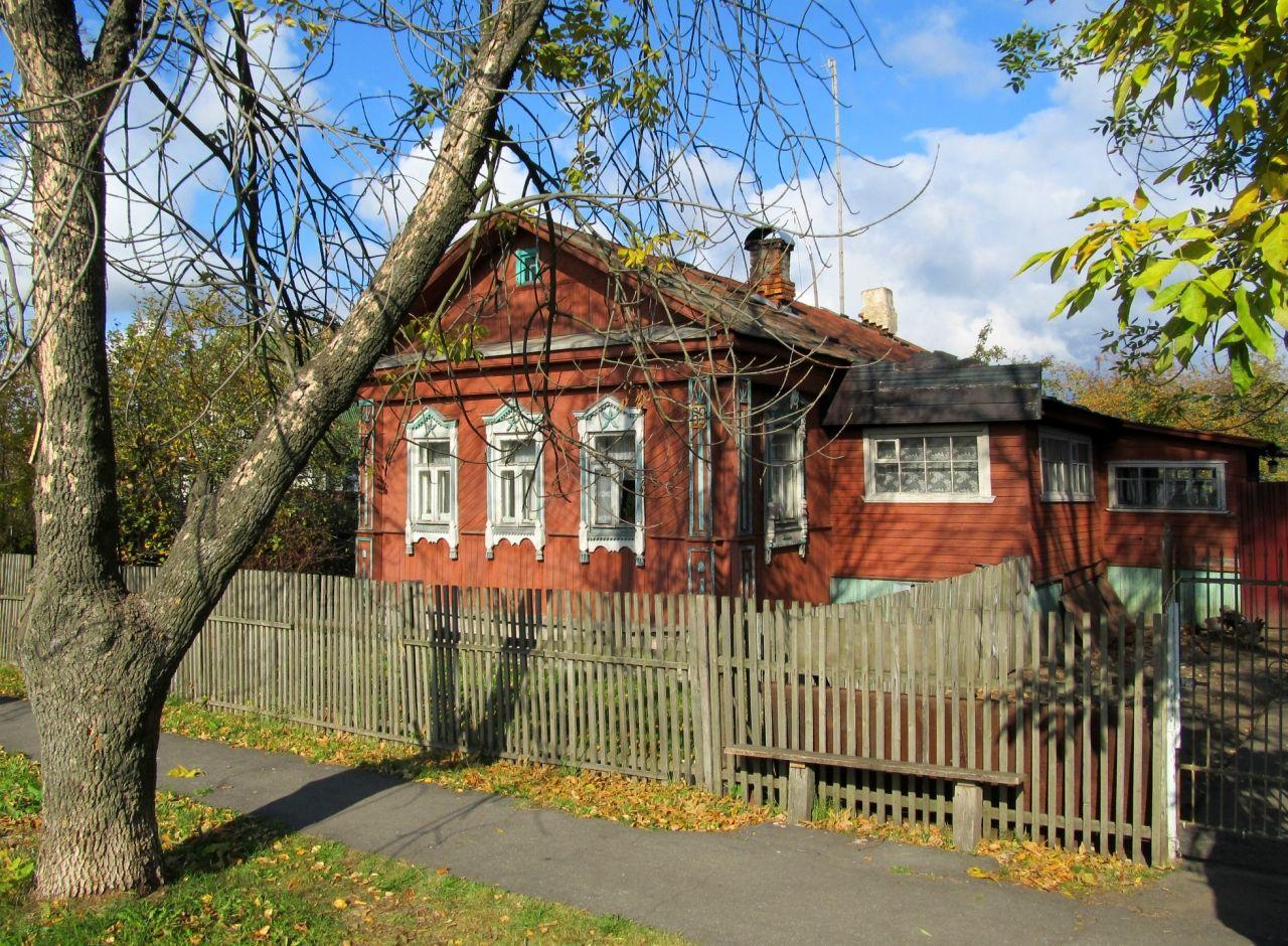 Entzückend Russisches Holzhaus Das Beste Von Русская деревня - Борис Керженцев