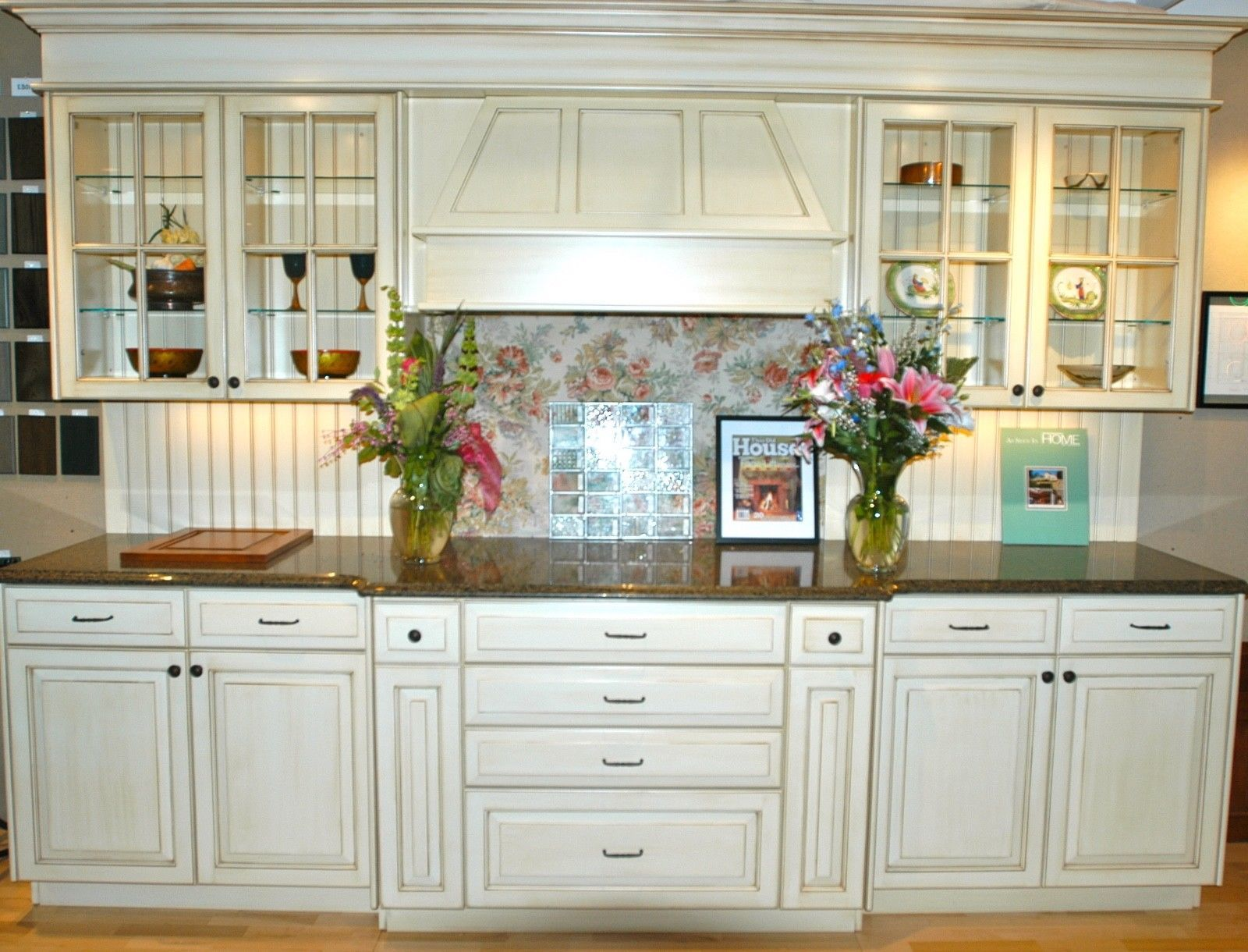 Antique White Kitchen Cabinets Custom Made 10 039 X 8 039 Wood Cabinets Kitchen Cabinets Antique White Kitchen Cabinets Antique White Kitchen