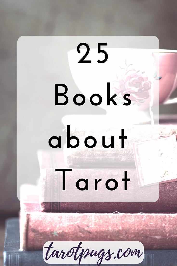 25 Books about Tarot | Numerology & Tarot | Tarot cards for