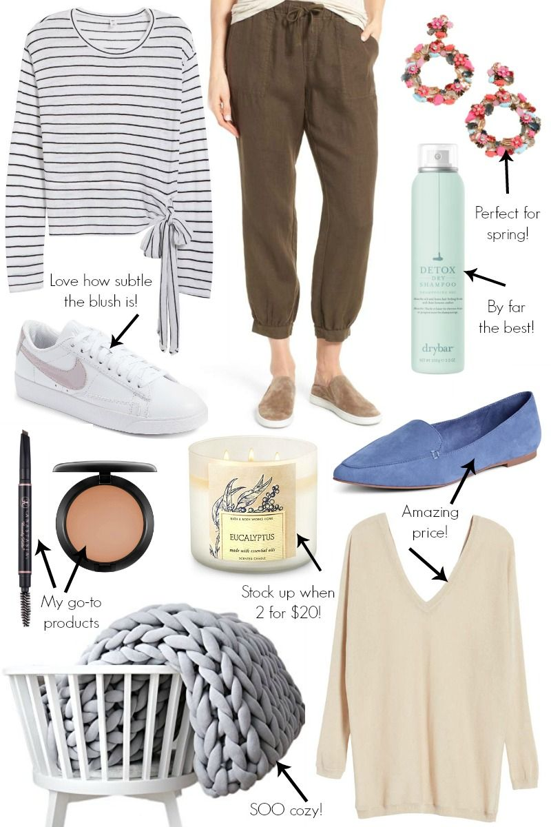 What I've Bought Lately | Coffee Beans and Bobby Pins
