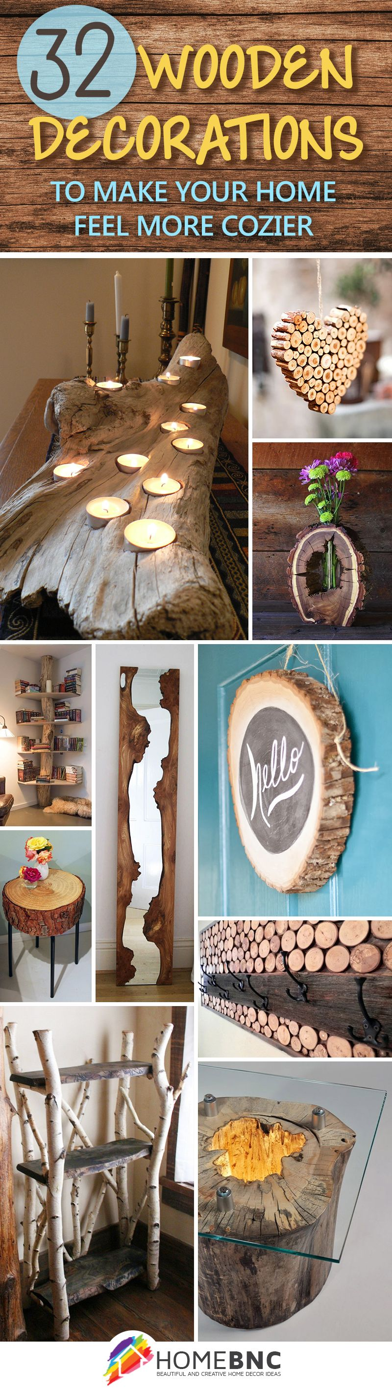 32 Stunning Wood Home Decoration Ideas That You Will Adore Casa  # Muebles Camacho
