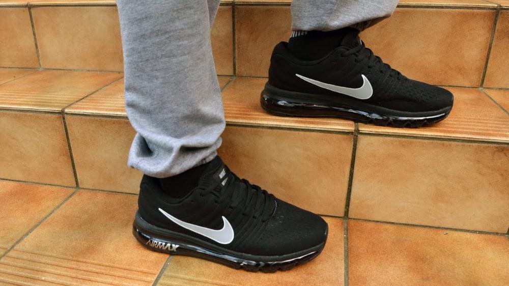 Pin on triple black sneakers