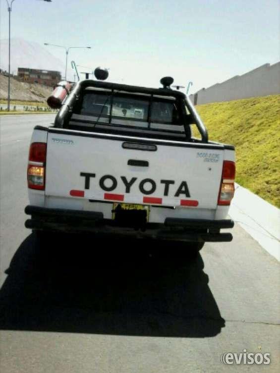 8528eeee5 Vendo Camioneta Toyota | Autos en venta en Peru | Camionetas toyota,  Toyota, Toyota hilux