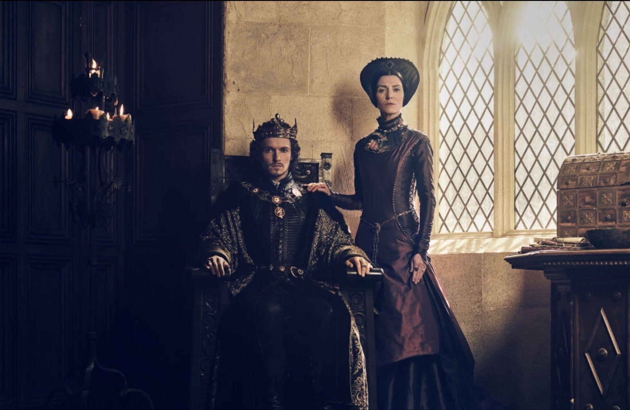 King Henry Vii And Margaret Beaufort Looks Look