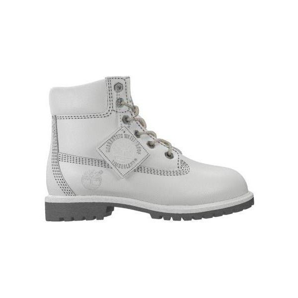 Youth Custom 6-Inch Premium Boots ($125) ❤ liked on Polyvore featuring shoes