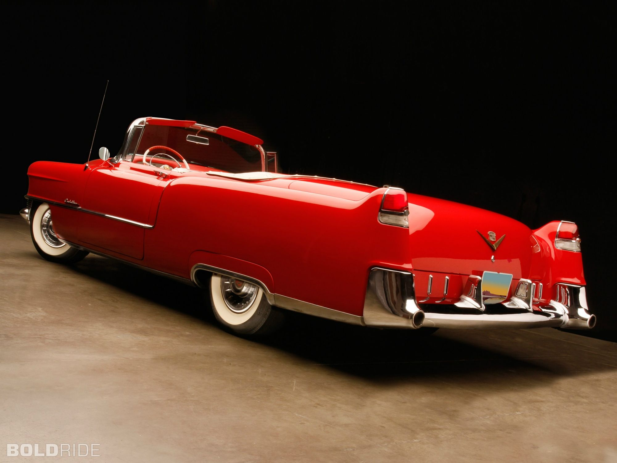 1954 Cadillac Series 62 Convertible Coupe Caddy Pinterest El Dorado Eldorado Exotic Cars Luxury Sports