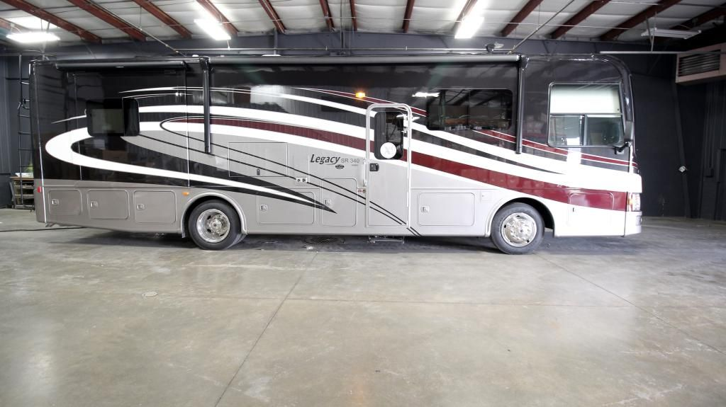 2018 Forest River Legacy 340bh Class A Motorhome Forest River