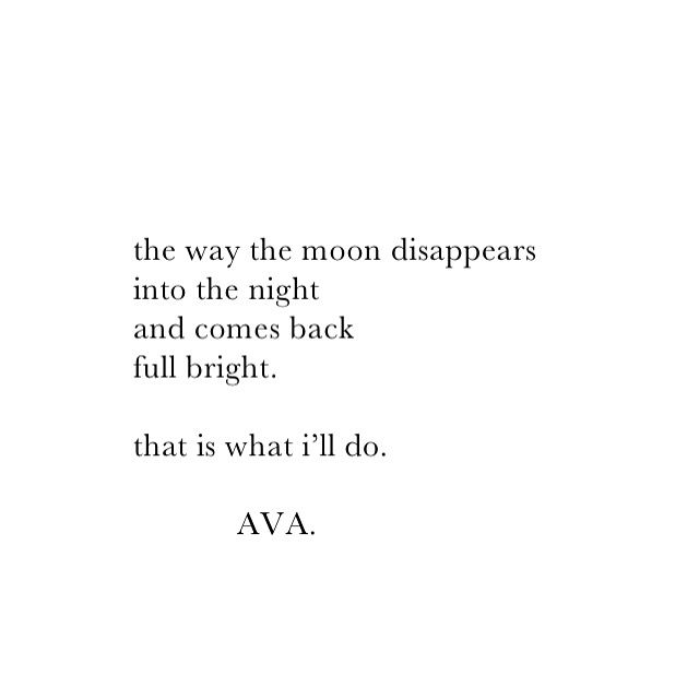 Ava Instagram Vav Ava Poetry Poetic Poems Quotes Pages