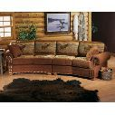 Cabela's Theater Group 2-Piece Sectional at Cabela's ...