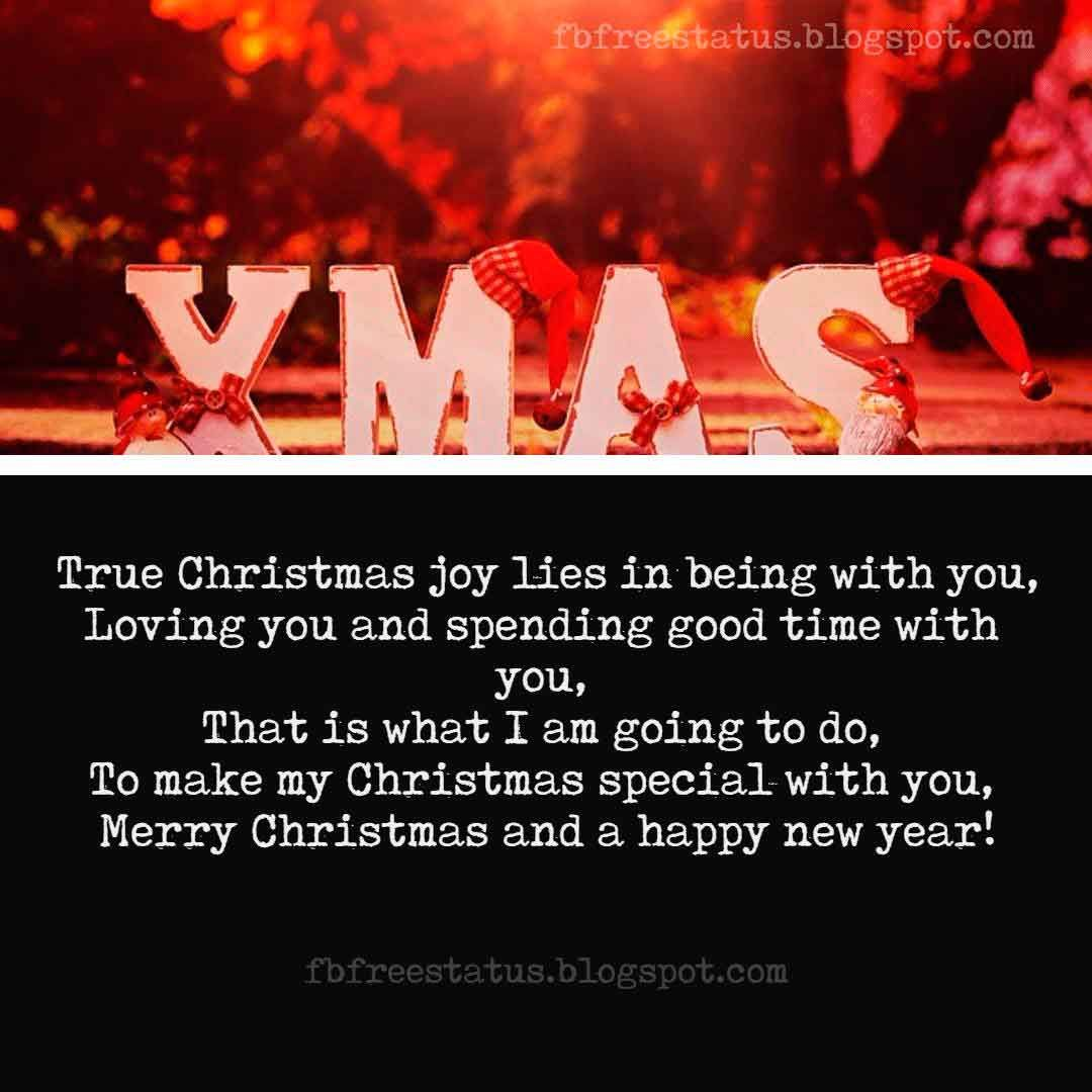 Medium Of Christmas Love Quotes