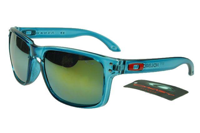 4e260e77a2db0 Oakley Radar Sunglasses Light Blue Frame Colorful Lens 1085 ...