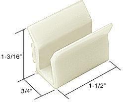 Sliding Shower Door Jamb Guide For Bath Co Package Ebay