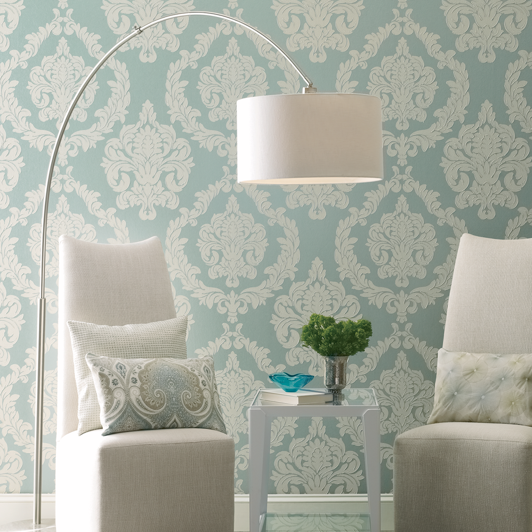 Wall Coverings From The Candice Olson Collection, Now