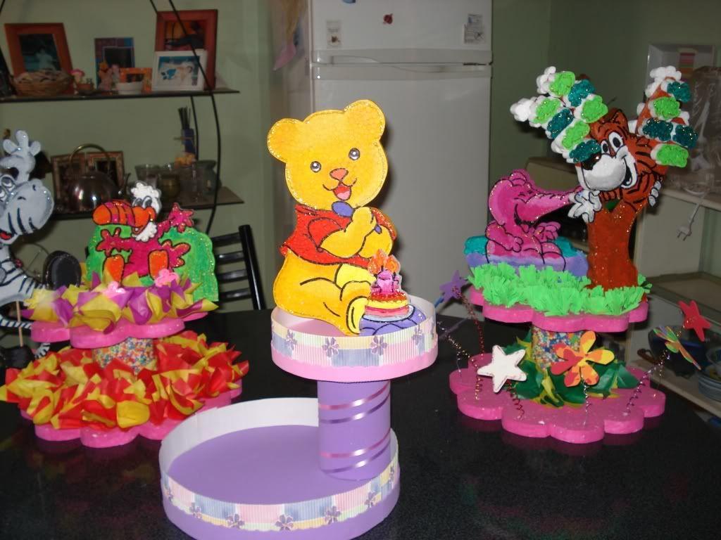Mesa de fiesta infantil donde esta el osito solo es una - Mesas infantiles disney ...