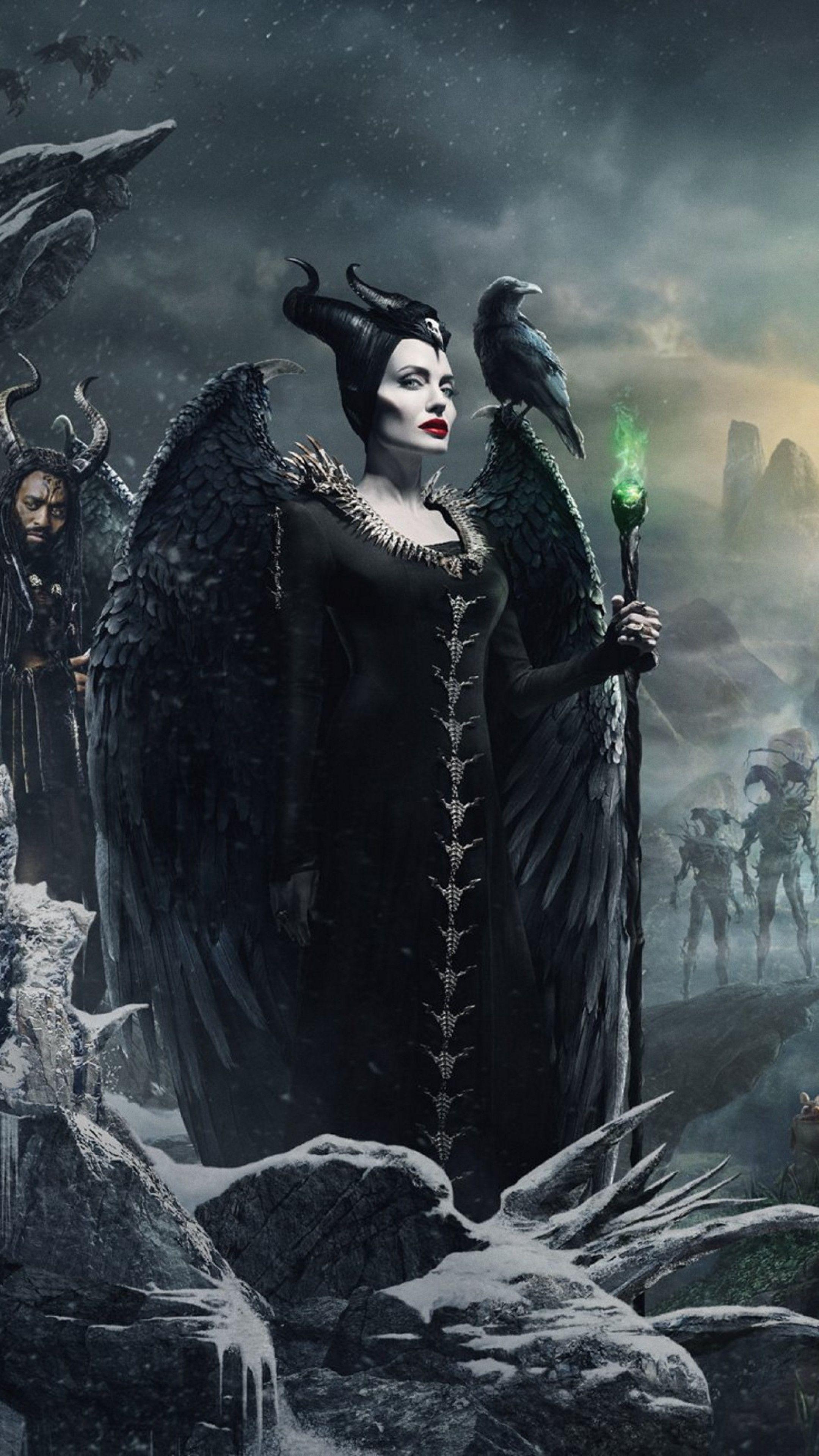 Maleficent Mistress Of Evil 4k New In 2160x3840 Resolution Maleficent Art Disney Maleficent Maleficent Quotes