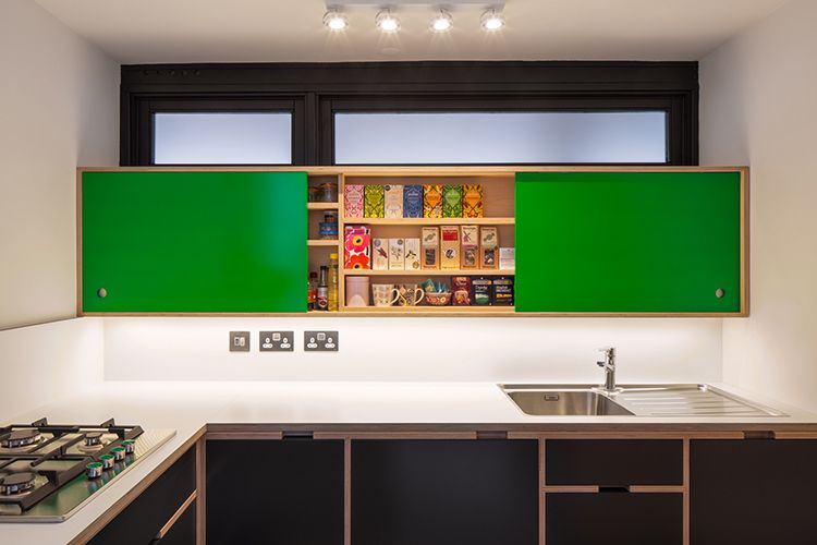 Uncommon Projects Gospel Oak KITCHEN Pinterest Plywood