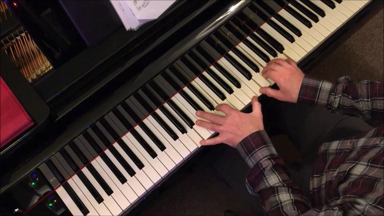 Last Christmas by George Michael - piano arrangement by Mark Reeves ...