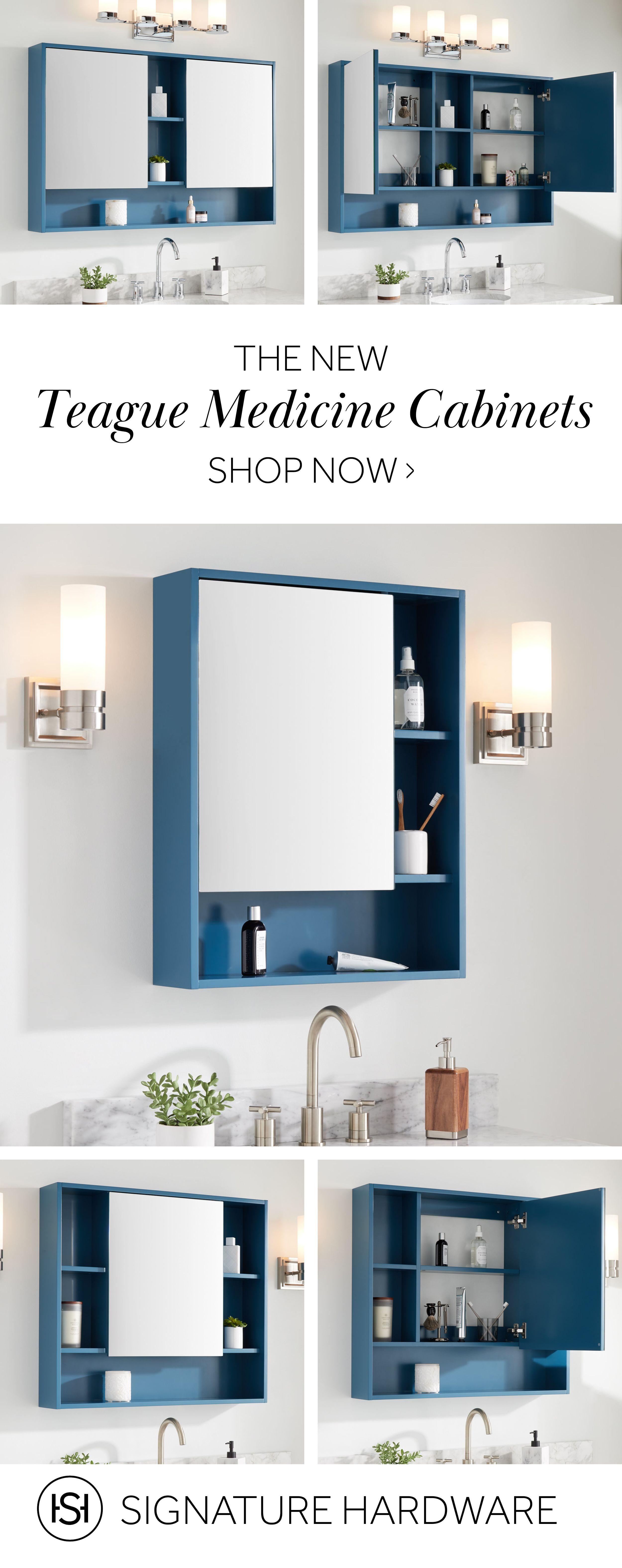 Discover Spacious Stylish Medicine Cabinets Interior Design Atlanta Home Bathroom Decor [ 6296 x 2500 Pixel ]