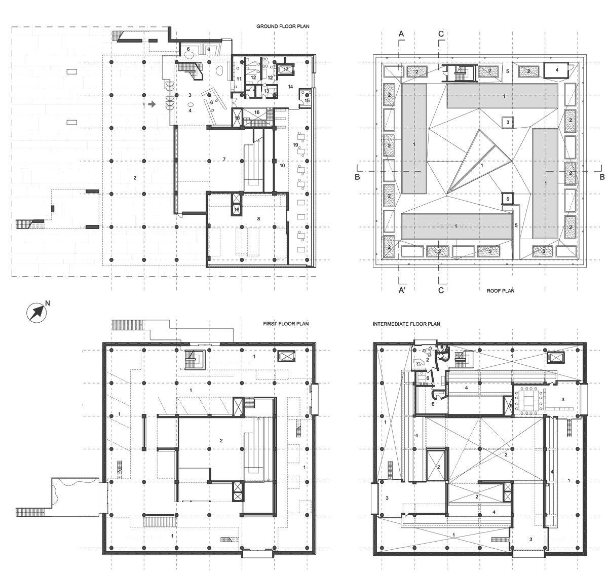 National Museum Of Western Art In Tokyo Le Corbusier