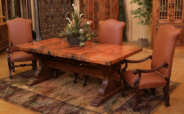 Dining Room Sets Leather Chairs Custom Dining Room Tables Farmhouse Style With Antique Leather Dining Inspiration Design