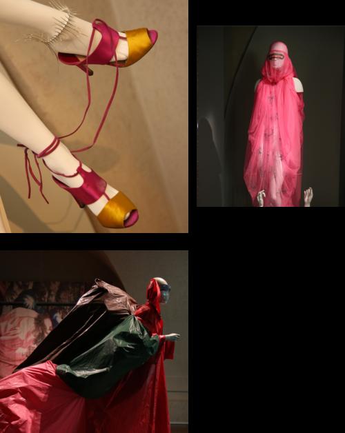 J.Crew   Blog: Curator's Tour: Isabella Blow at Somerset House