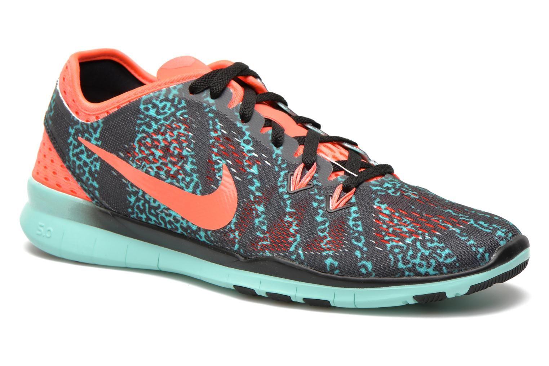 e8156ab7d85 Nike Wmns Nike Free 5.0 Tr Fit 5 Prt (Multicolore) - Chaussures de sport