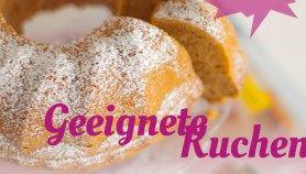 #FondantFriday - {Basics} Geeignete Kuchen für Fondant-Torten