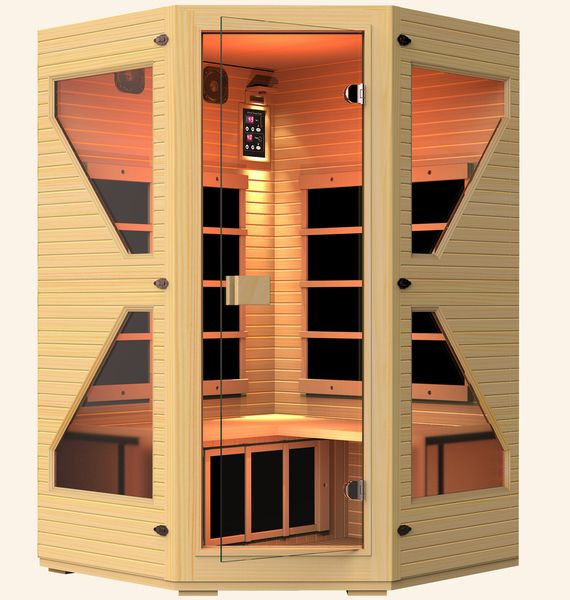 Ensi Corner Zero Emf Far Infrared Sauna Cyber Monday Is