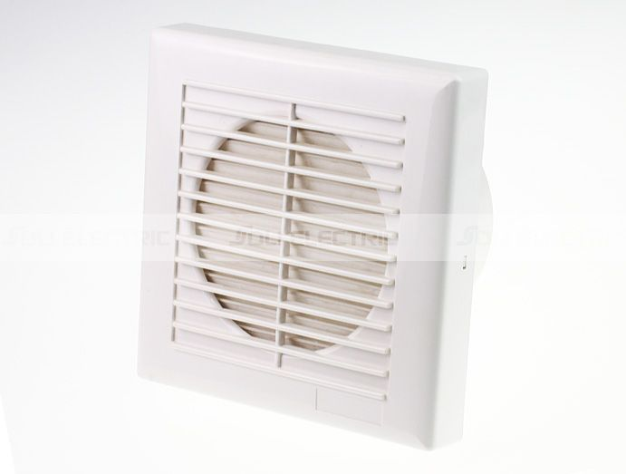 4, 5, 6, 8 inch Wall Mounted Kitchen Exhaust Fan Tiny ...